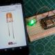 PRÁCTICA 3: Servidor WEB modo STATION con procesador ESP– Encendido y apagado de un LED