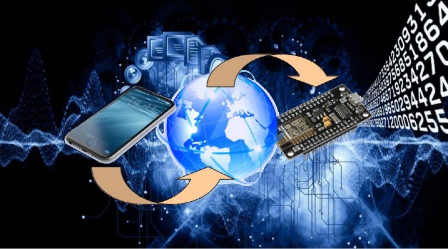 PRÁCTICA 4: Servidor WEB modo STATION – Conexión con procesador ESP desde cualquier lugar del mundo con el NodeMCU – Encendido y apagado de un LED.