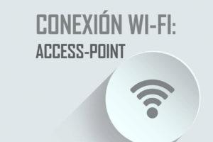 MICROPYTHON ESP32 – Conexión WiFi – ACCESS POINT <br>(Creación de una Red de Área Local- LAN)